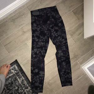 Lululemon 7/8 luxstreme leggings